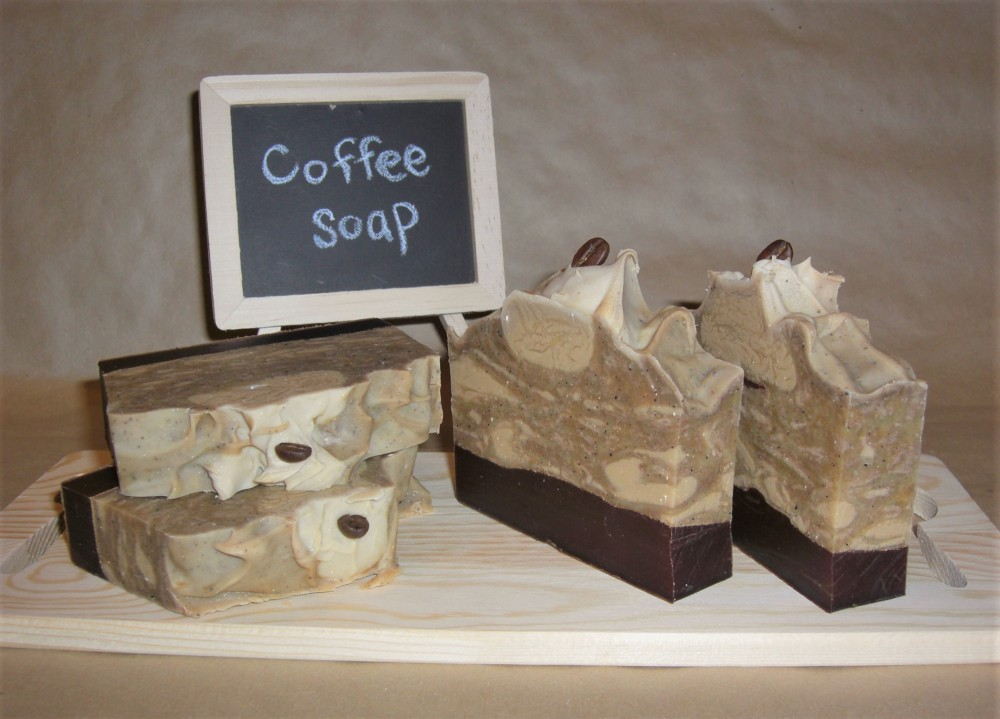 coffee-soap